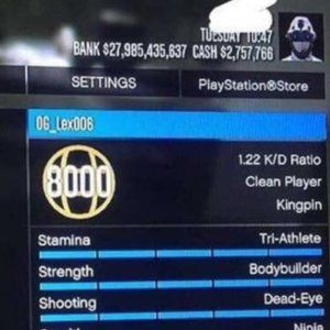 GTA 5 MODDED ACCOUNT